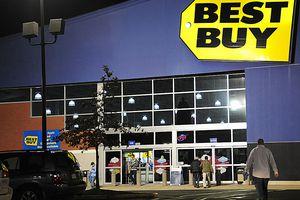 A Best Buy store in Virginia.