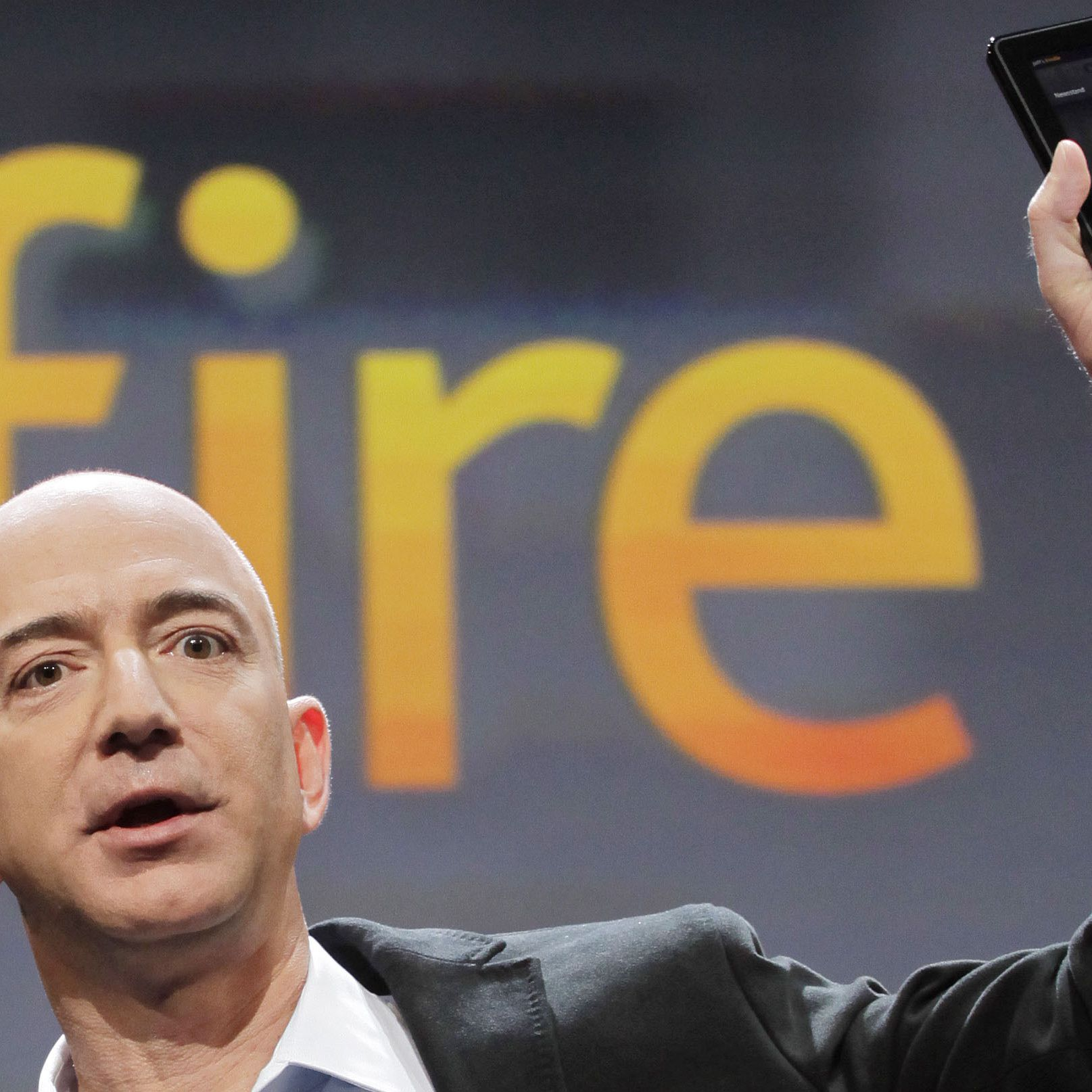 How Jeff Bezos Became the World's Richest Man