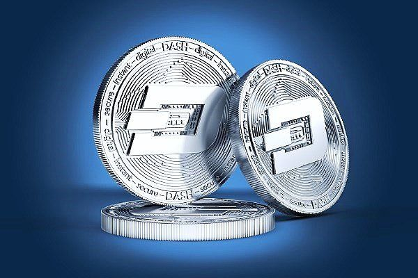 Dash cryptocurrency in cd
