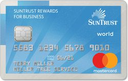 SunTrust Business Cash Rewards Credit Card