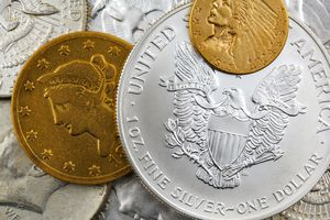 United States gold and silver coins