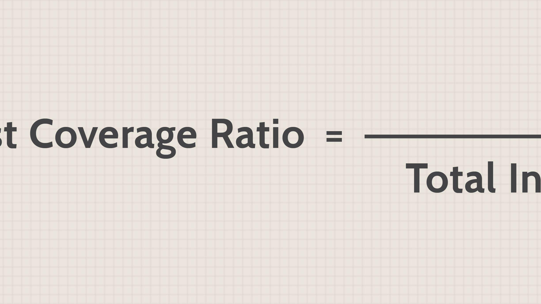 EBITDA To Interest Coverage Ratio Definition