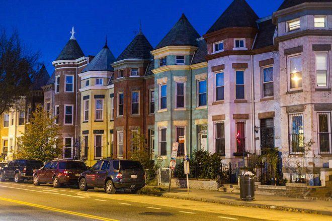 7 Gentrifying Neighborhoods In Washington D C