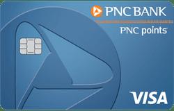 PNC points® Visa® Credit Card