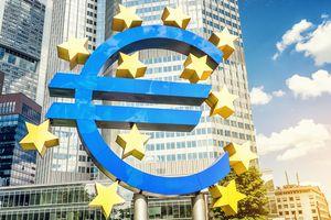 Euro Symbol in Frankfurt Am Main