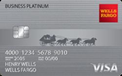Wells Fargo Business Platinum Credit Card