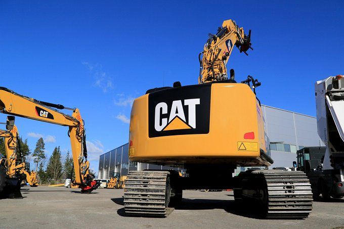china weakness could end caterpillar uptrend