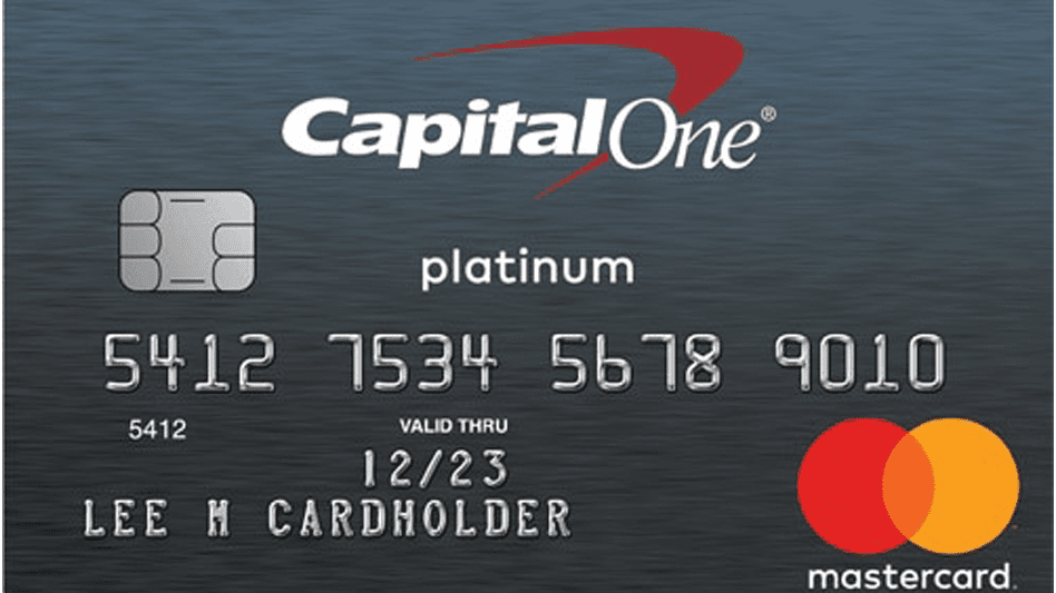 Secured Mastercard® from Capital One Review