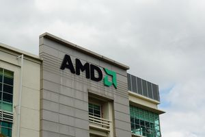 Image of AMD building