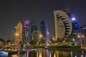 Doha, Qatar -- April 16, 2018
