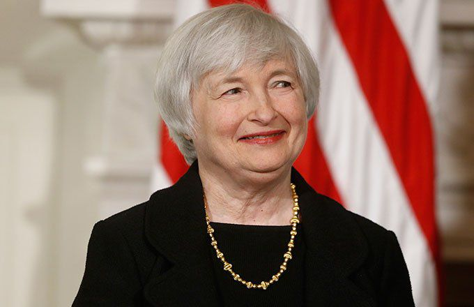 janet yellen - photo #2