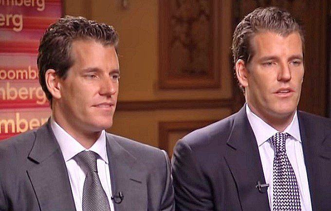 Winklevoss twins own bitcoins buy v rama restaurant kleinbettingen
