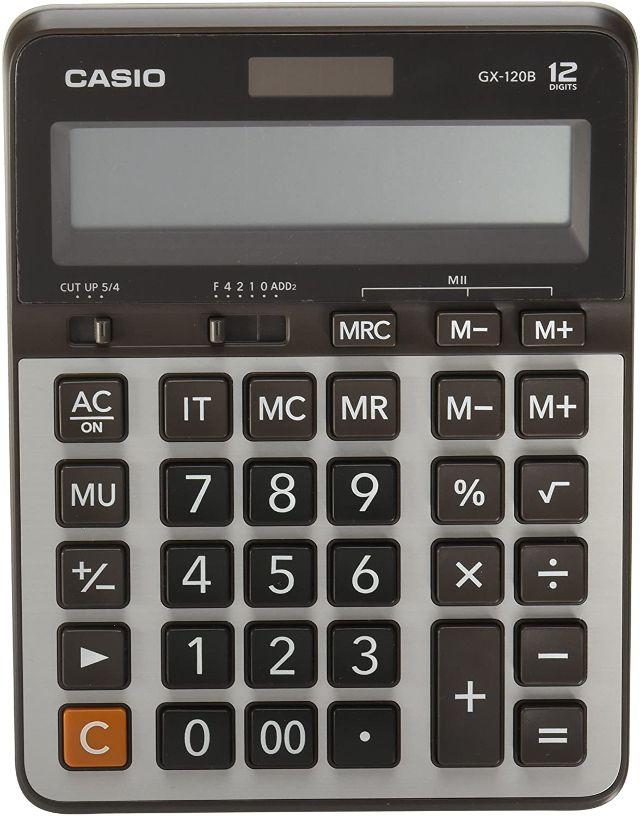 Casio GX-120B