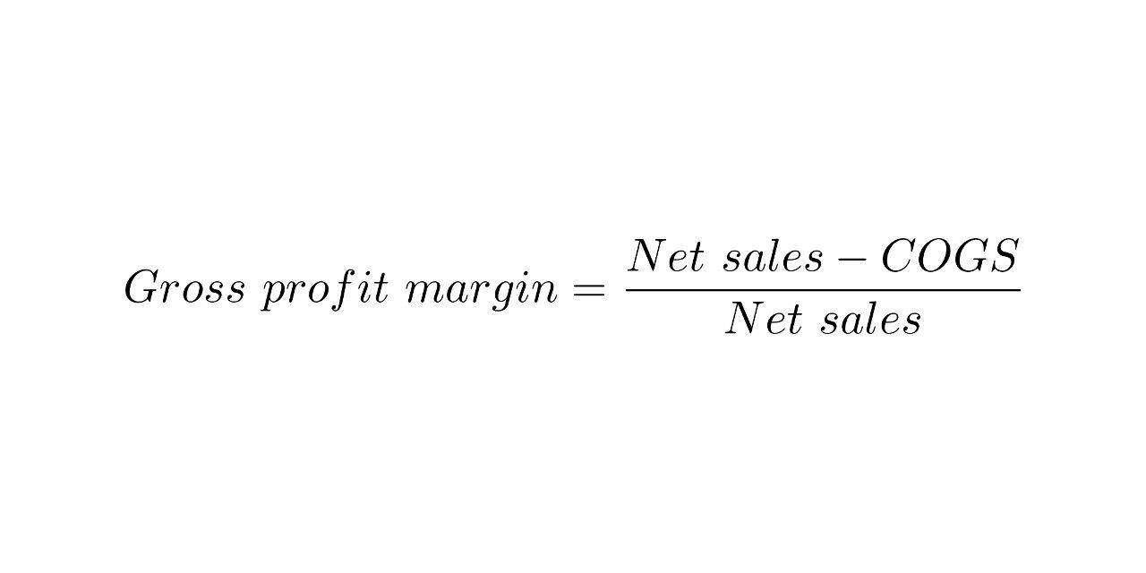 What Is the Formula for Calculating Profit Margins?