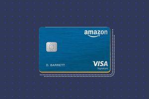 Amazon Rewards Visa Signature