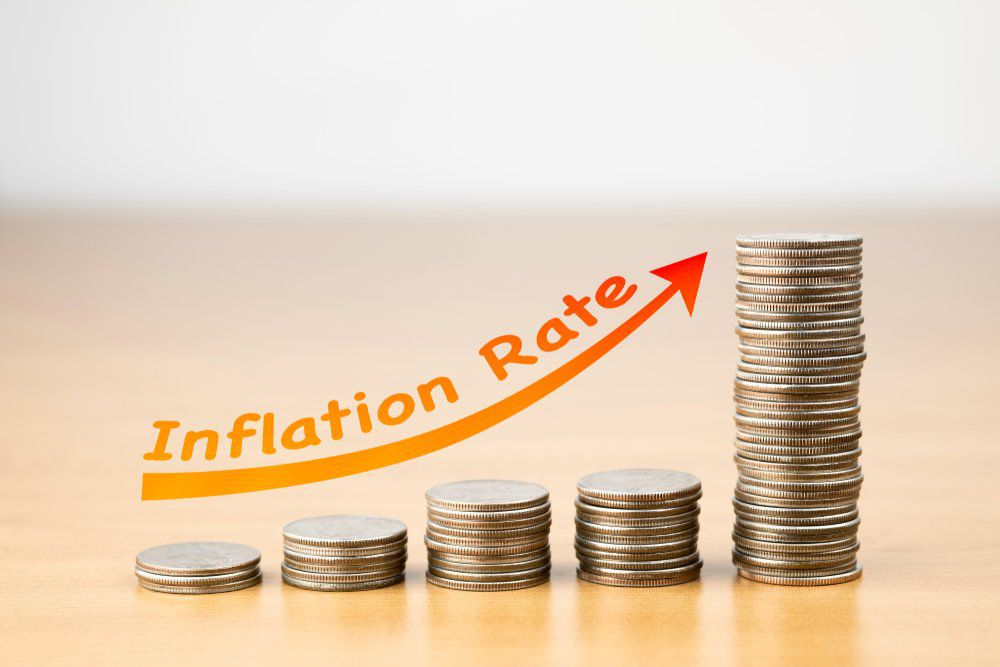explain how inflation affects the functions of money