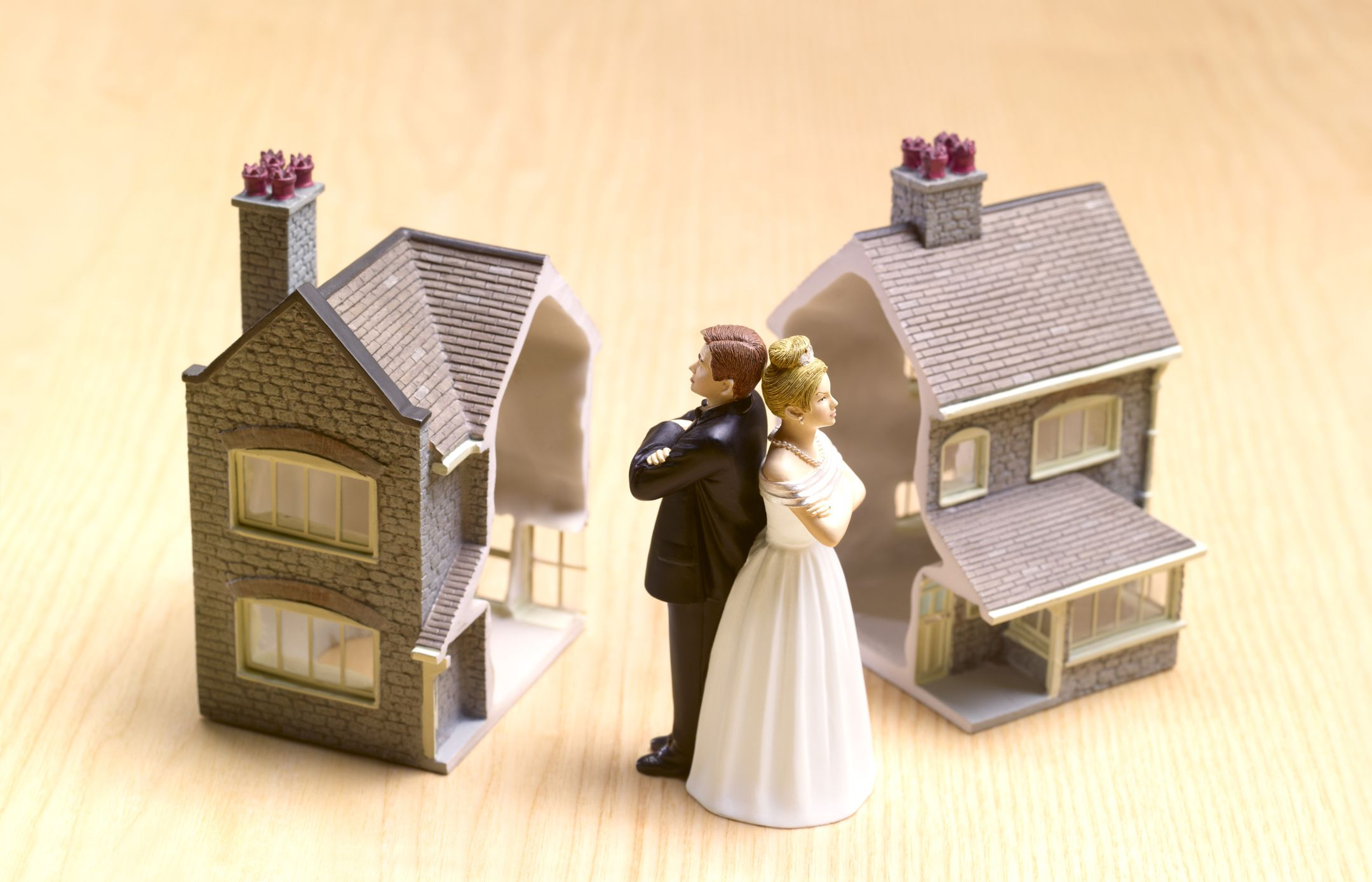 De-Coupling Your Finances: How to Un-Merge Your Money in a Divorce