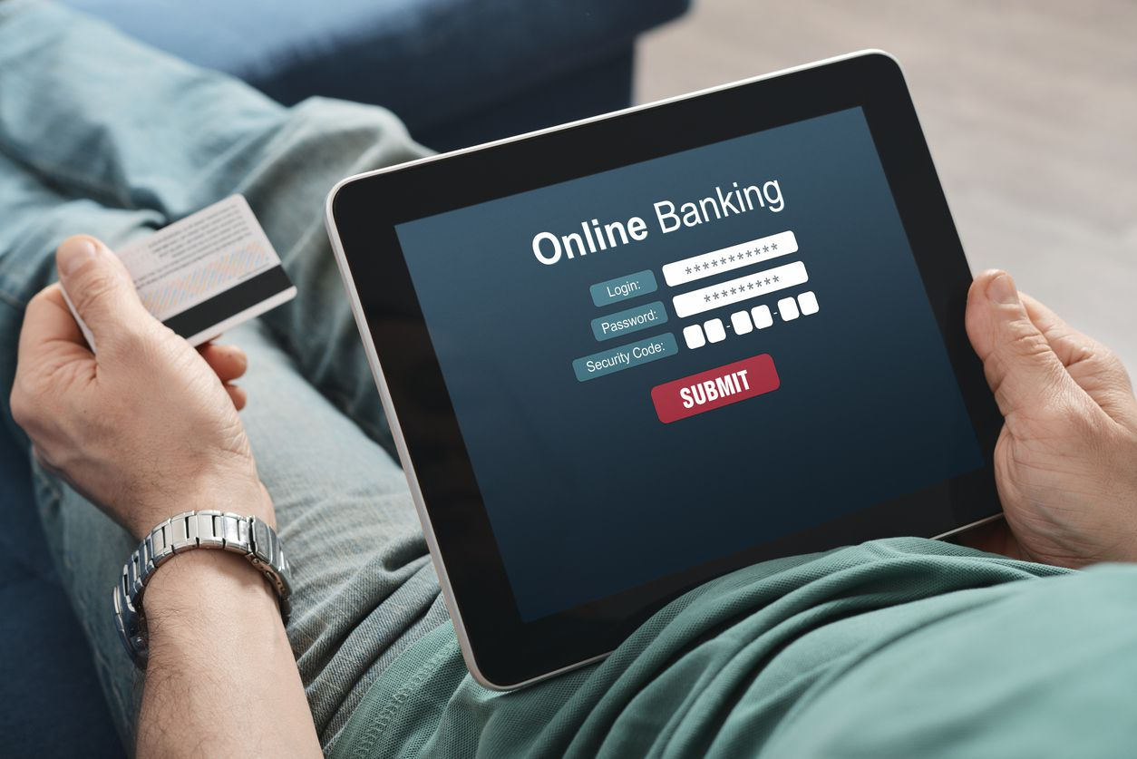 Can you change bank details online for tax credits