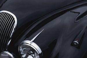 Car closeup