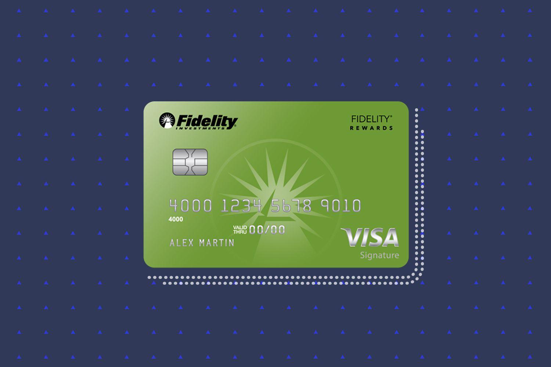 Fidelity Rewards Visa Signature Review