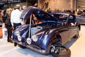 LA Classic Car Show