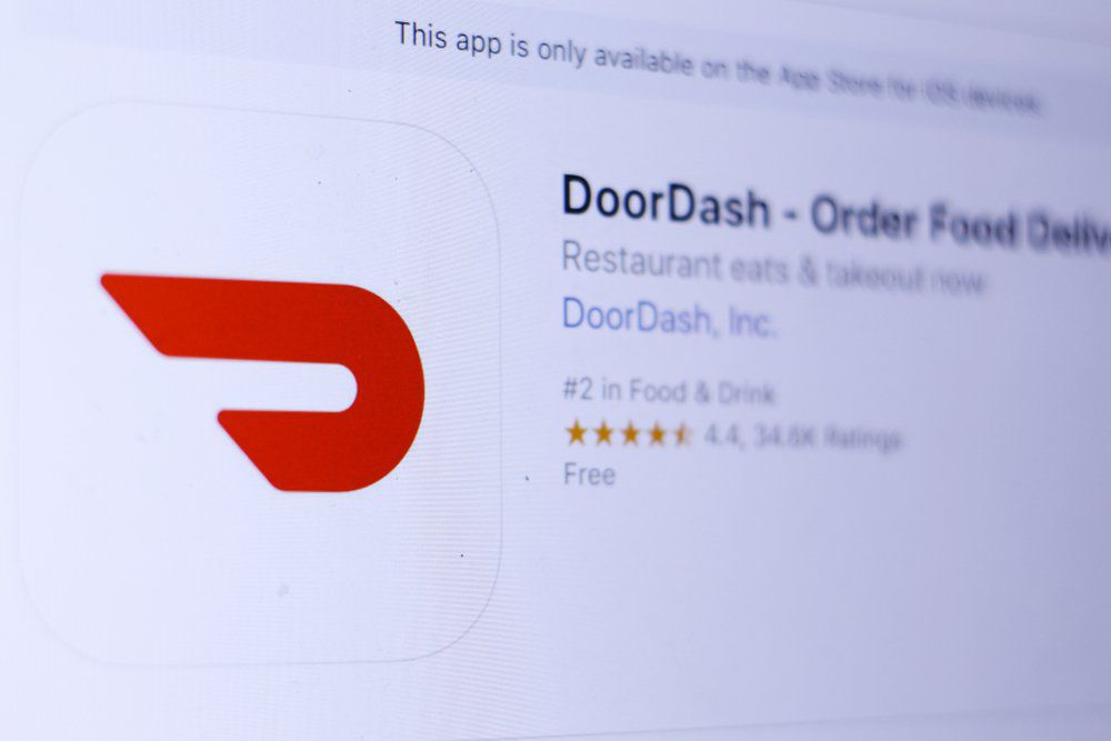 Delivery Startup DoorDash Almost Triples Valuation to $4B