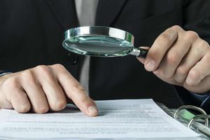Using a forensic audit to determine fraud