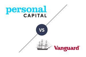 Personal Capital vs Vanguard