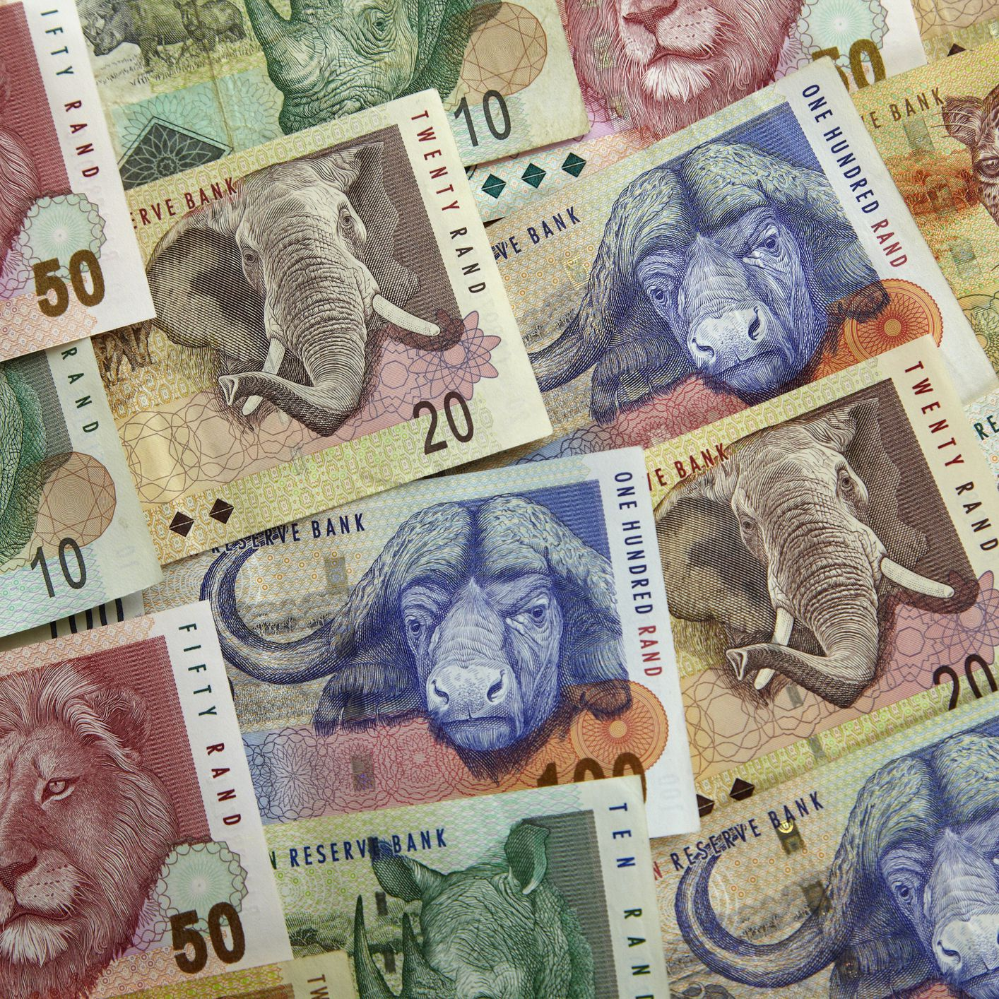 South African Rand (ZAR) Definition