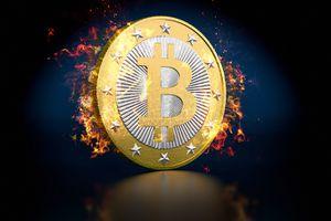 Image of bitcoin