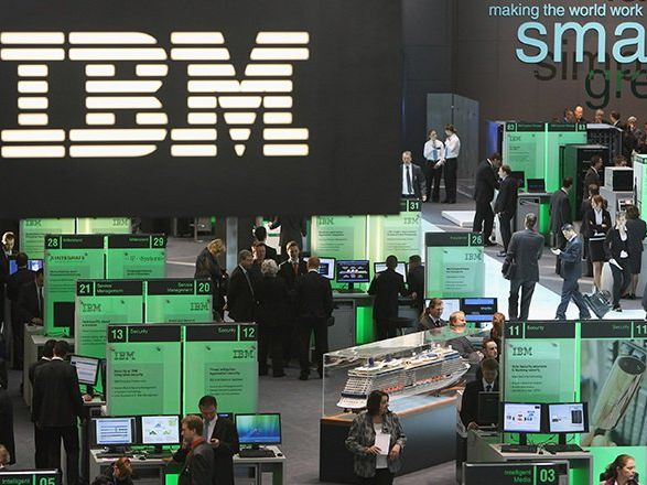 IBM's Top Companies and Brands