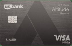 U.S. Bank Altitude™ Reserve Visa Infinite® Card