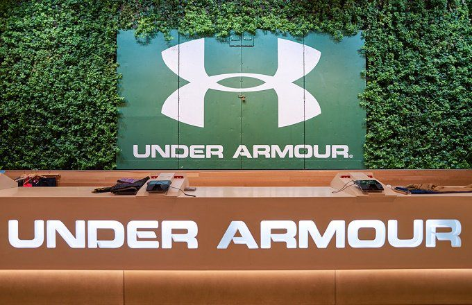 2f6263527f Top 5 Shareholders of Under Armour (UA)