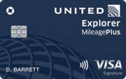 United℠ Explorer Card