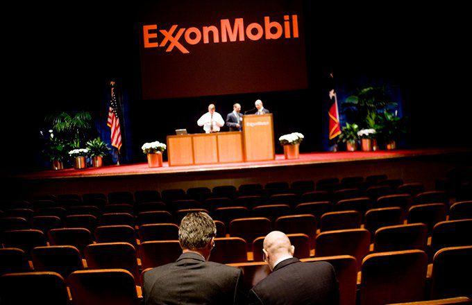 who are exxon mobil u0026 39 s main competitors