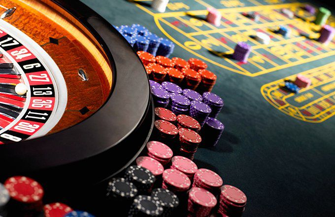explain the difference between investment and gambling casinos