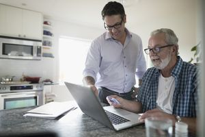 Pensions and 401(k)s