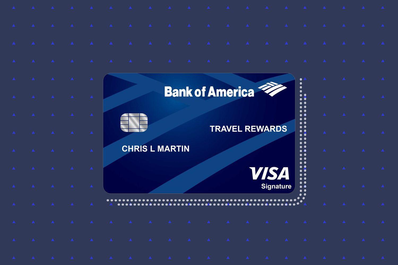 Bank of America Travel Rewards Credit Card Review