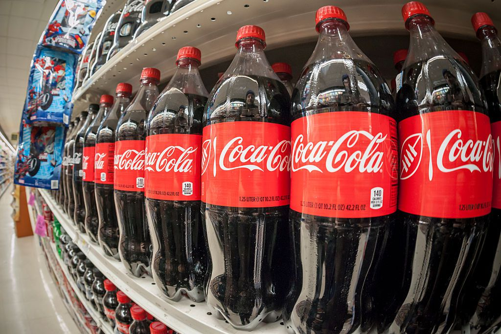 How Coca Cola Stacks Up Against Its Competition