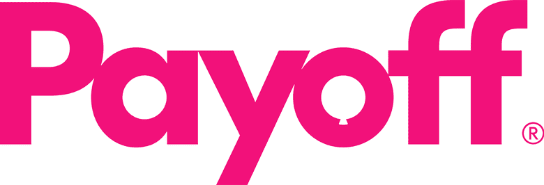 Payoff personal loan logo