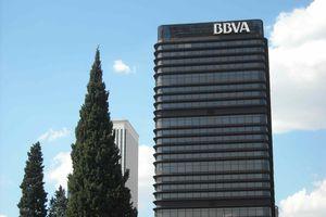 Image of BBVA building