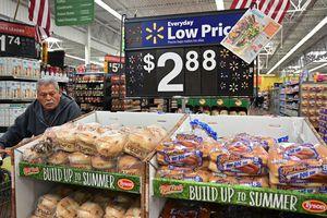 Consumer staples at Walmart