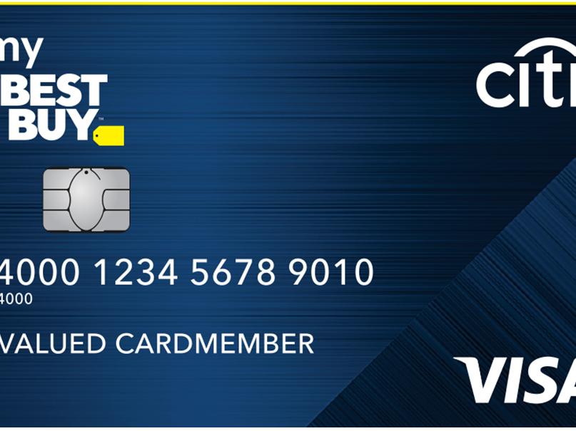 My Best Buy Visa Card Review