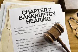 Chapter 7 Bankruptcy Paperwork