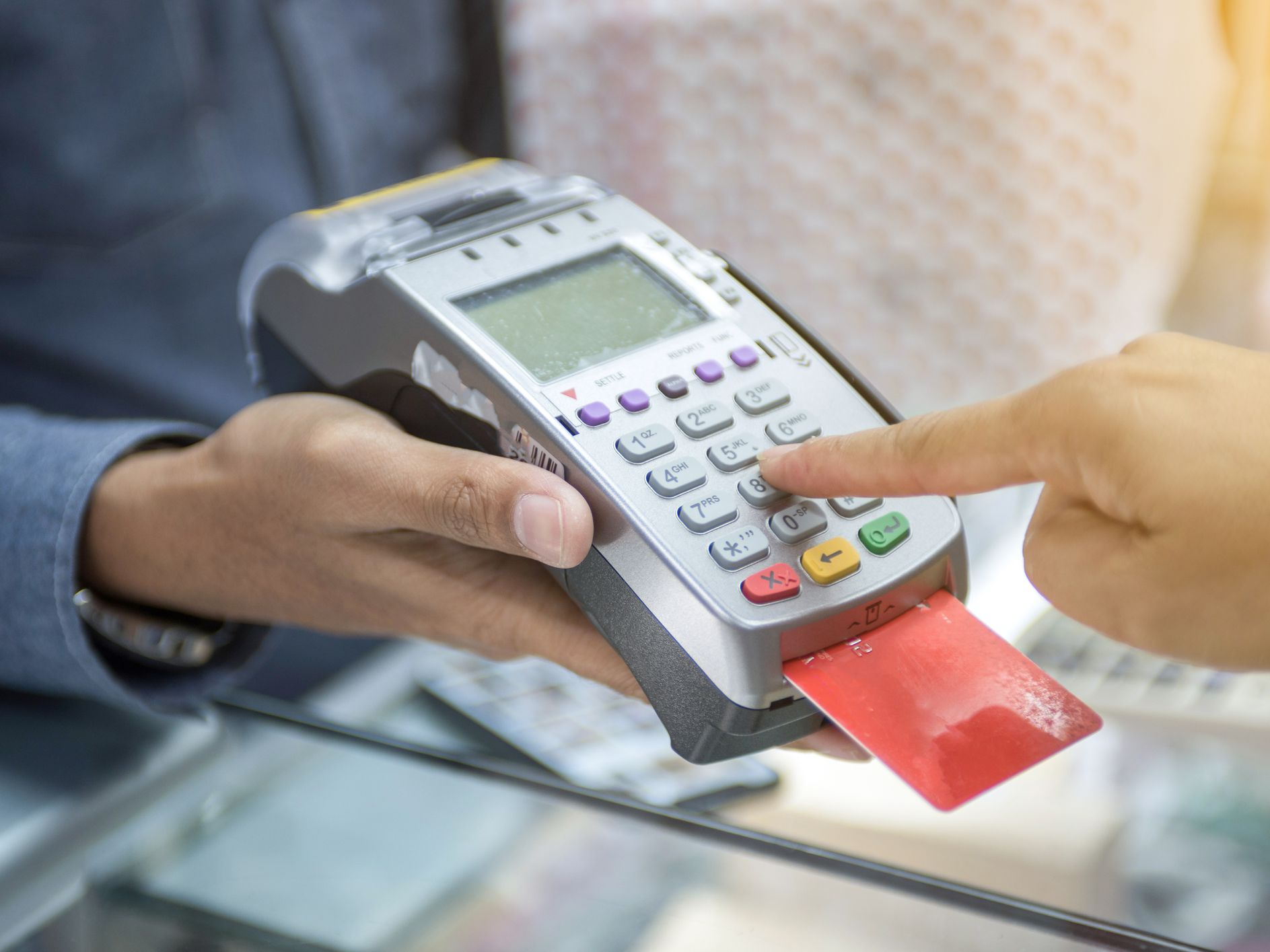 Point-of-Sale Terminal Definition