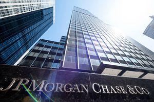 US-CITYSCAPE-ARCHITECTURE-JPMORGAN CHASE