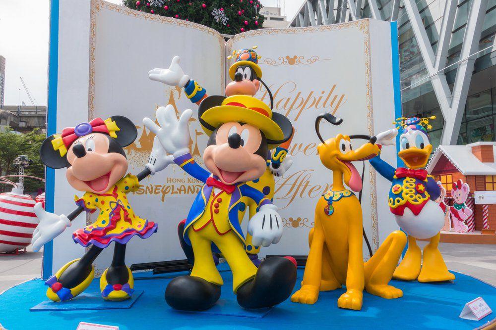 Disney Investors Suddenly Envision A Streaming Empire