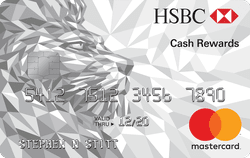 HSBC Cash Rewards Mastercard®