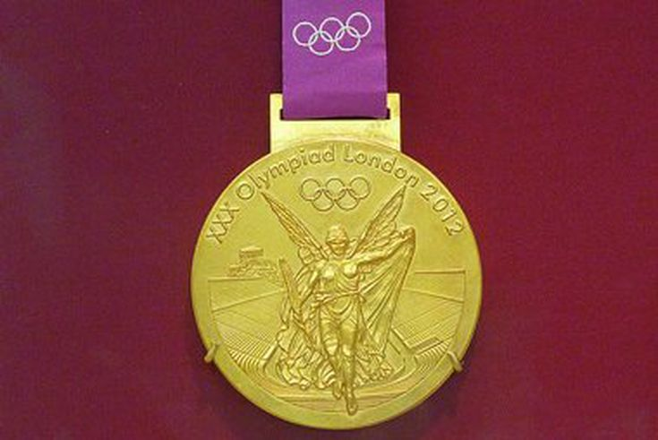 true value of an olympic medal