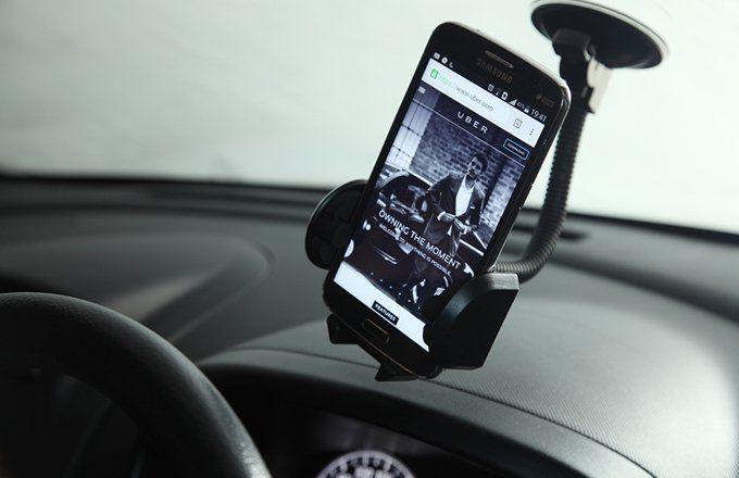 Uber — Safer than a Regular Taxi?